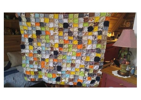 Memorable quilts